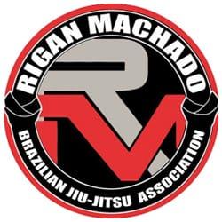 Rigan Machado Brazilian Jiu-jitsu Association Badge
