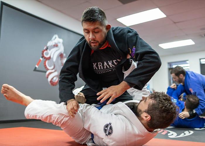 Gi Brazilian Jiu-jitsu classes