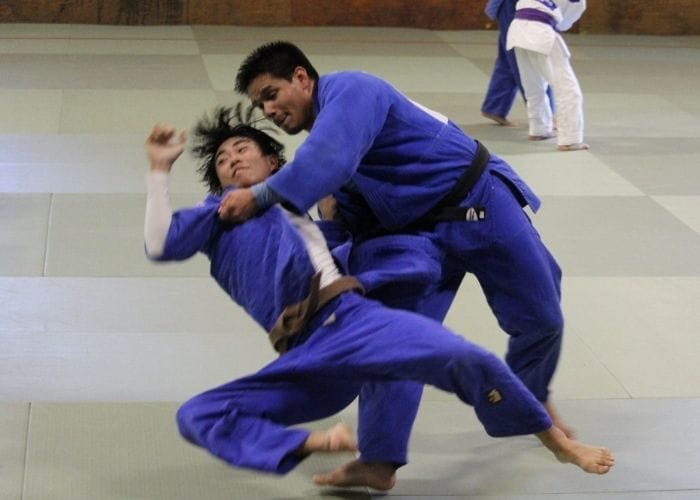 Judo classes available for all ages