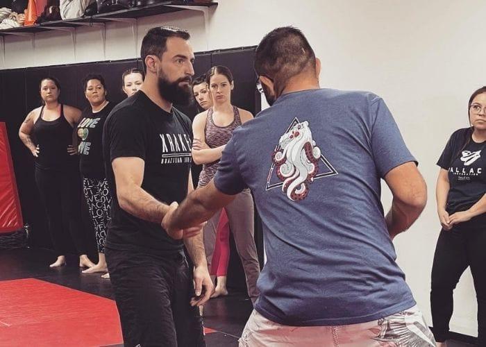 Kraken BJJ Self-defense Seminar